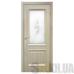Двери межкомнатные ОМиС «Сан Марко 1.1 ПВХ» (полотно со стеклом с фотопечатью)