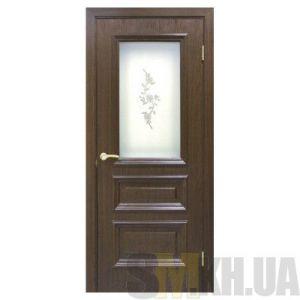 Двери межкомнатные ОМиС «Сан Марко 1.2 ПВХ» (полотно со стеклом с фотопечатью)