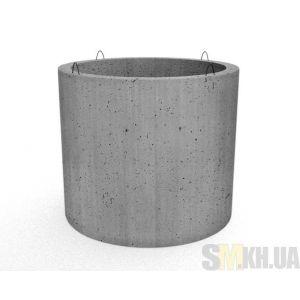 Бетонное кольцо диаметром 150 см