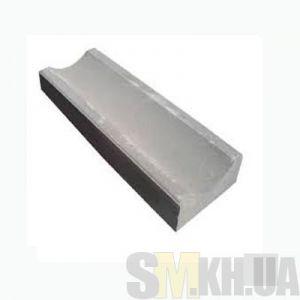 Водосток сухопрессованный (серый)