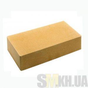 Кирпич облицовочный европейский гладкий (желтый)