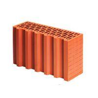 Керамический блок Поротерм 30 половинчатый (Porotherm 30 1/2 P+W, Австрия)