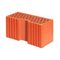 Керамический блок Поротерм 30 угловой (Porotherm 30 R, Австрия)