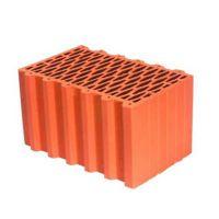 Керамический блок Поротерм 38 (Porotherm 38 P+W, Австрия)