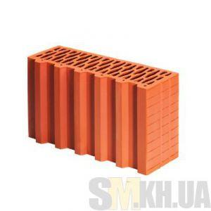 Керамический блок Поротерм 38 половинчатый (Porotherm 38 1/2 P+W, Австрия)