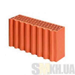 Керамический блок Поротерм 50 половинчатый (Porotherm 50 1/2 P+W, Австрия)