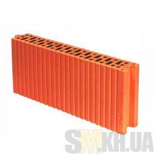 Керамический блок Поротерм 8 перегородочный (Porotherm 8 P+W, Австрия)