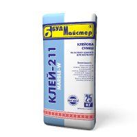 Клей для мрамора Будмайстер КЛЕЙ-211 (25 кг)