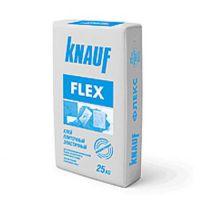 Клей для плитки и керамогранита Флексклебер Knauf (25 кг)