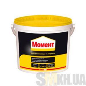 Клей для линолеума и ковролина Момент (14 кг)