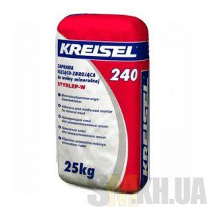 Клей для минеральной ваты Крайзель 240 (Kreisel 240) (армирование)
