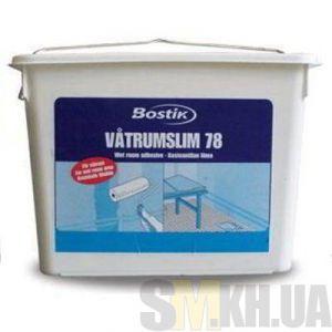 Универсальный клей для обоев Бостик 78 (Bostik 78), 15 л