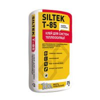 Клей для пенопласта Силтек Т 85 (Siltek Т 85) 25 кг (приклеивание)