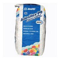 Клей для плитки Адезилекс Р9 белый (Adesilex Р9) Mapei (25 кг)