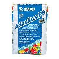 Клей для плитки Адезилекс Р9 серый (Adesilex Р9) Mapei (25 кг)