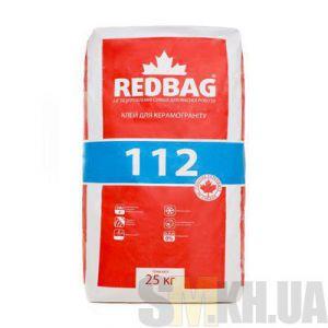 Клей для плитки и керамогранита Редбег 112 (Redbag 112) (25 кг)