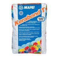 Клей для плитки Керабонд Т/25 белый (Kerabond Т/25) Mapei (25 кг)