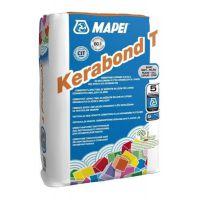Клей для плитки Керабонд Т/25 серый (Kerabond Т/25) Mapei (25 кг)