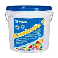 Клей для плитки Кераластик Т белый (Keralastic Т) Mapei (10 кг)