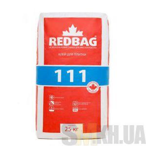 Клей для плитки Редбег 111 (Redbag 111) (25 кг)