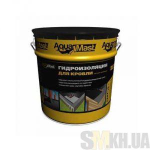 Мастика битумно-резиновая AquaMast для кровли (Аквамаст) (3 кг)