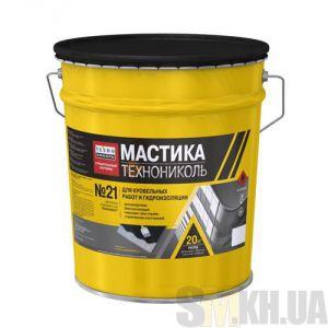 Мастика кровельная Техномаст №21 ( 20 кг )