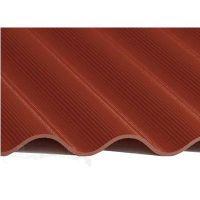 Шифер 8-волновый мини (1\4 листа) красный ( г. Балаклея)