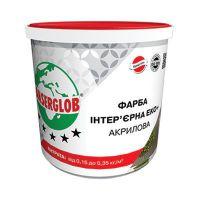 Краска акриловая интерьерная «ЭКО+» Ансерглоб (Anserglob) (15 кг)