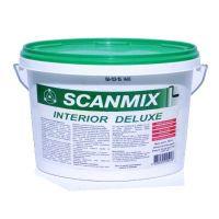 Краска интерьерная дисперсионная Scanmix Interior Deluxe (10 л)