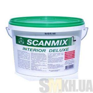 Краска интерьерная дисперсионная Scanmix Interior Deluxe (5 л)