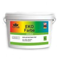 Краска интерьерная дисперсионная Totus Eko Farbe (2,5 л)