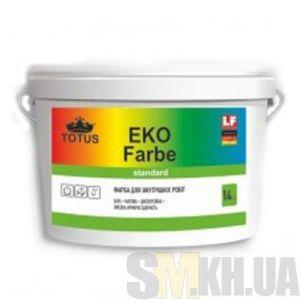 Краска интерьерная дисперсионная Totus Eko Farbe (5 л)