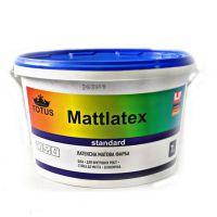 Краска интерьерная латексная Totus Matt Latex (10 л)