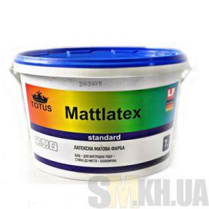 Краска интерьерная латексная Totus Matt Latex (5 л)