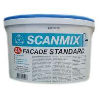 Краска фасадная акриловая Scanmix Facade Standart (10 л)