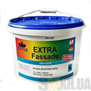 Краска фасадная дисперсионная Totus Extra Fassade (5 л)