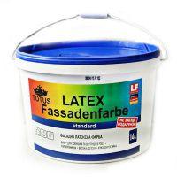 Краска фасадная латексная Totus Latex Fassadenfarbe (2,5 л)