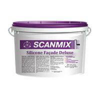 Краска фасадная силиконовая Scanmix Silicone Facade Deluxe (10 л)