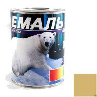 Краска Эмаль ПФ-115 бежевая (0,9 кг)