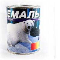 Краска Эмаль ПФ-115 белая (0,9 кг)