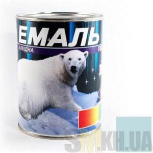 Краска Эмаль ПФ-115 голубая (0,9 кг)