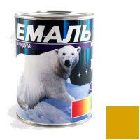 Краска Эмаль ПФ-115 желтая (0,9 кг)