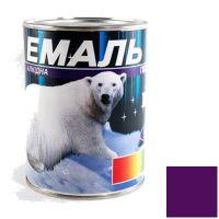 Краска Эмаль ПФ-115 фиолетовая (0,9 кг)