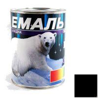 Краска Эмаль ПФ-115 черная (0,9 кг)