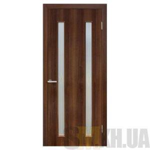 Двери межкомнатные ОМиС «Вероника» (полотно со стеклом с контурным рисунком)