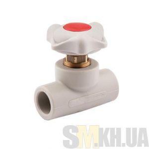 Вентиль проходной Экопластик (25 мм)