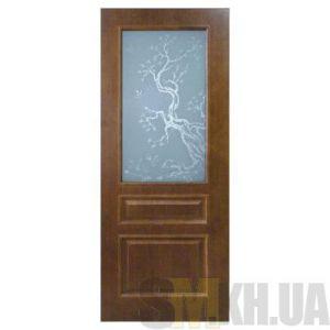 Двери межкомнатные ОМиС «Верона» (полотно со стеклом)