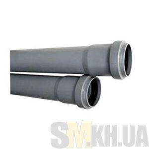 Труба для внутренней канализации 50 мм (1 м)