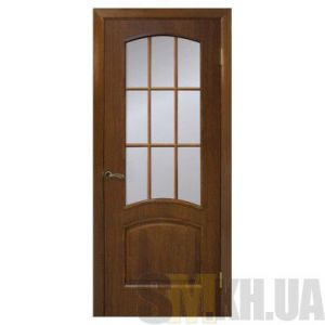 Двери межкомнатные ОМиС «Капри» (полотно со стеклом)