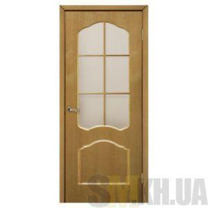 Двери межкомнатные ОМиС «Каролина» (под остекление)
